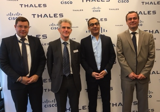 Thales Cisco-Oct 2016