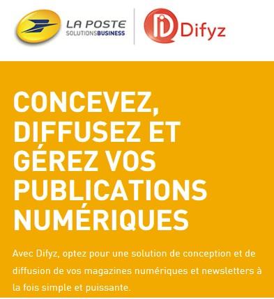 La Poste - Difyz
