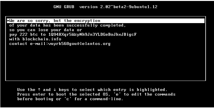 KillDisk sous Linux
