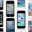 modèles iPhone