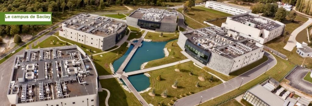 Le campus de Saclay