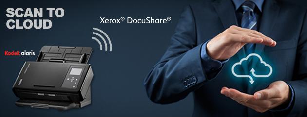 Kodak-Xerox-Scan to cloud