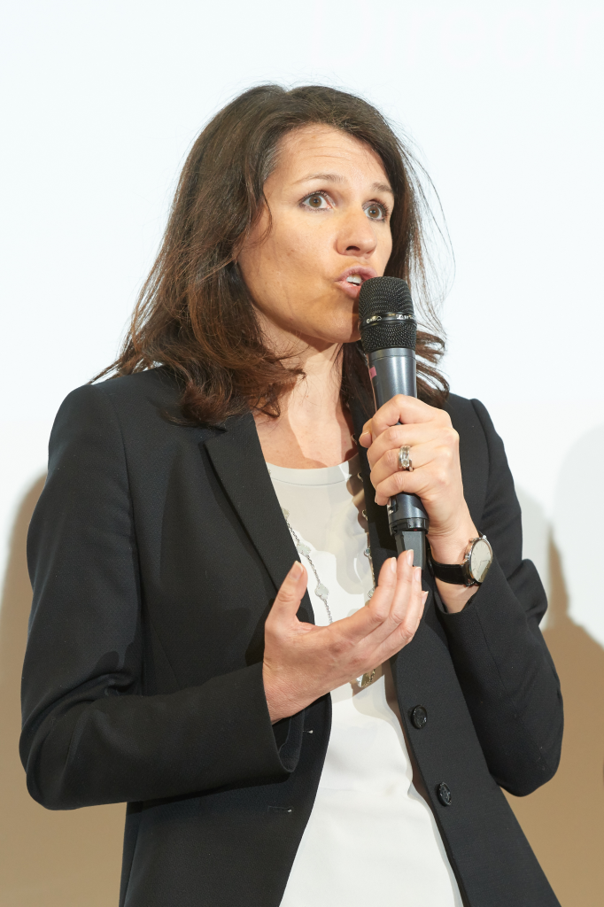 Directrice générale  - Marketing & Opérations Microsoft France