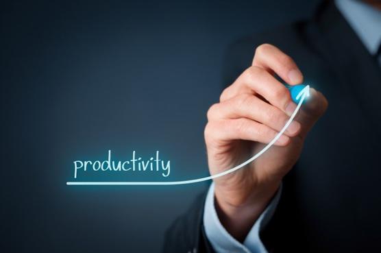 des technologies pour un travail plus productif
