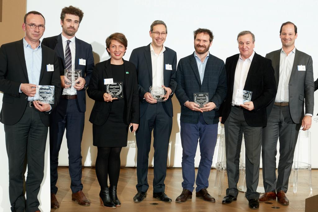 Trophées de la Transformation Numérique Prix de l'Innovation