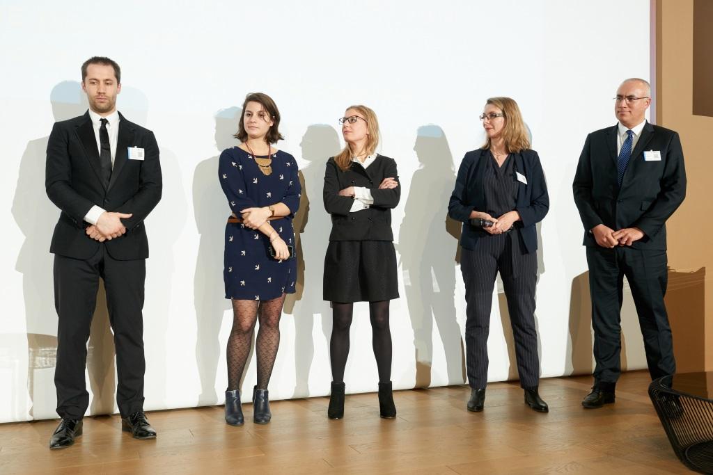 BPCE, Mazars et FFgym récompensés d'un Trophées RH