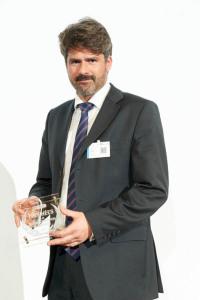 Actual reçoit son Trophées Finances, récompensé avec Ingenico