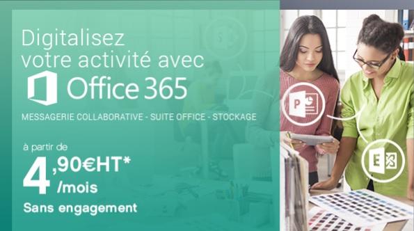 Coriolis-Promo Office 365