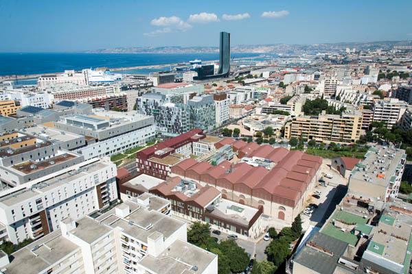 Avec son datacenter marseillais MRS1, Interxion répond aux besoins des entreprises de la région PACA mais se tourne aussi vers l'Afrique du Nord.
