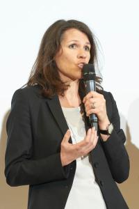 Laurence Lafont, Directrice générale – Marketing & Opérations Microsoft France