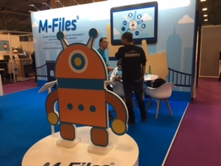 M-Files Stand Documation 2017