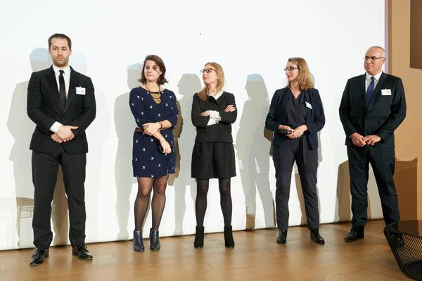 Trophées RH : FFgym, Mazars et BPCE primés