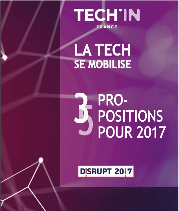 TECH IN France a présenté 35 propositions.