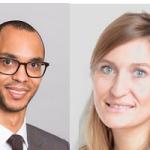 LaurentBadiane et Charlotte de Dreuzy