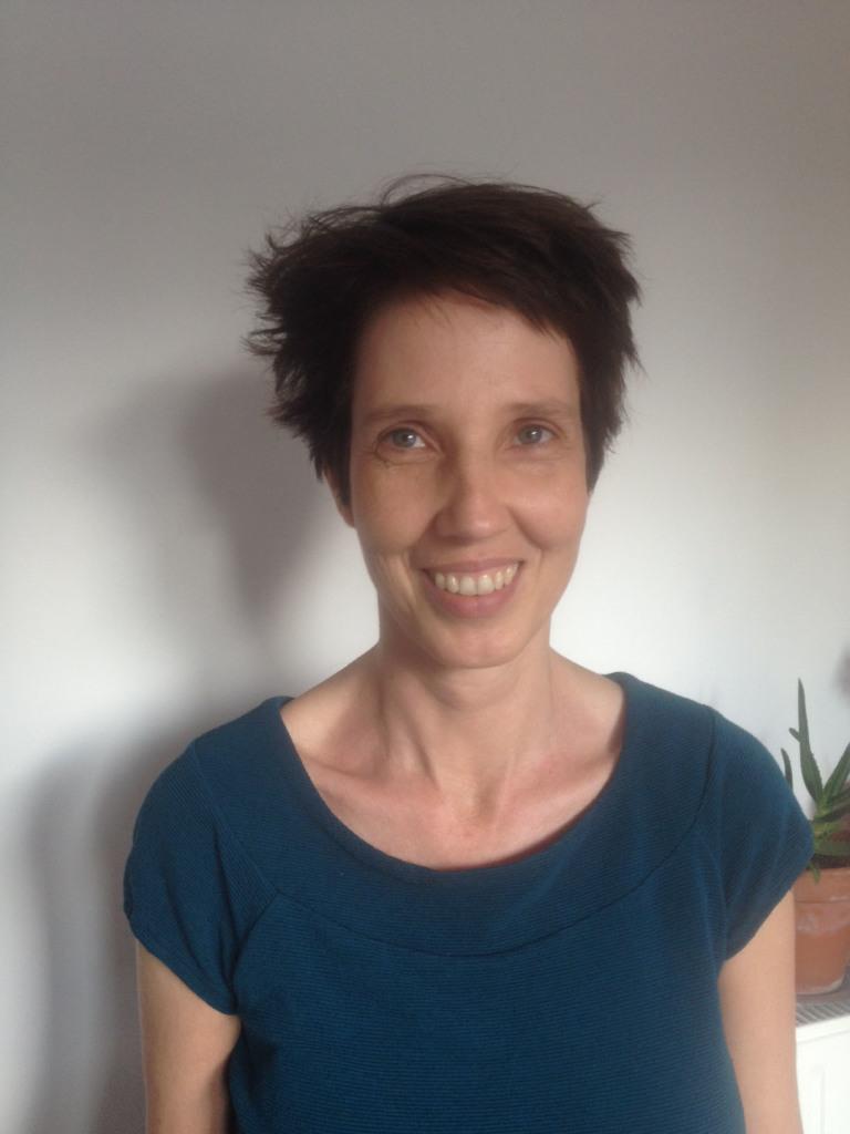 Gwendolyn Blin, documentaliste au service de Gestion de l'information chez MSF.