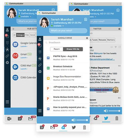 BroadSoft Hub