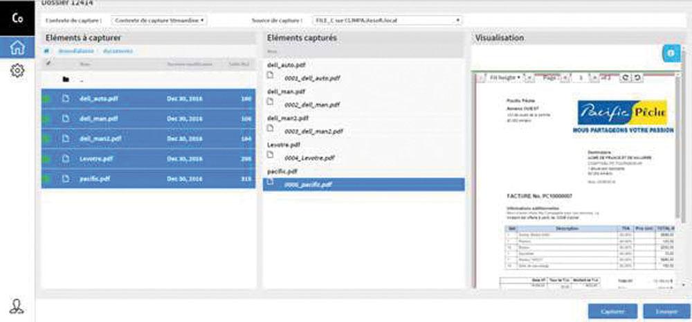 Streamline for Invoices : les processus sont implémentés sur une plateforme BPM (Business Process Management).