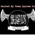 sites gouvernementaux américain piratés