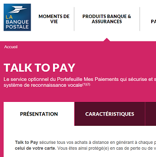 Talk to Pay