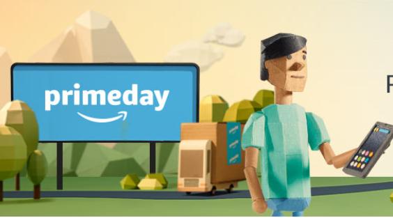 Prime day 2017 d'Amazon