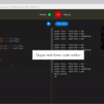 Editeur de code Skype