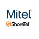 logos Mitel et ShoreTel
