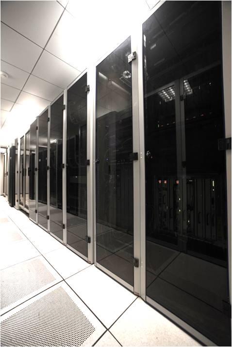 Datacenter TH2 de Téléhouse