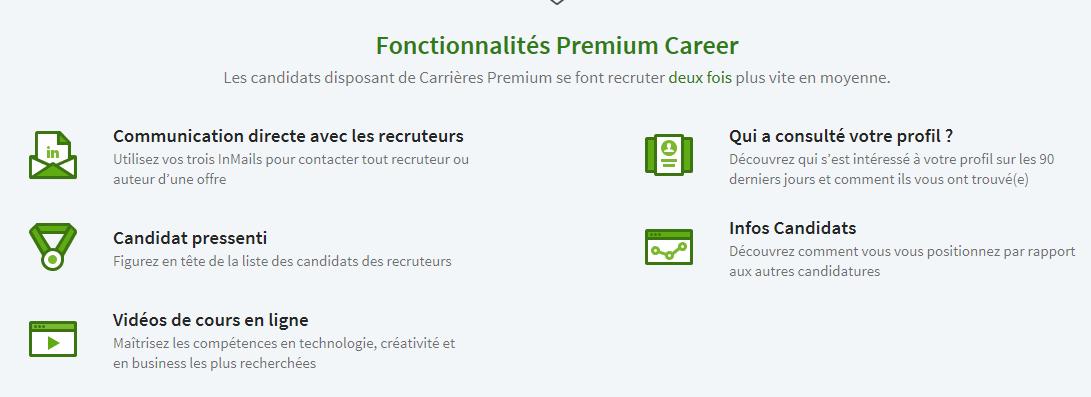 Premium Career
