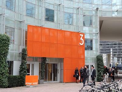 Nouveau siège d'Orange Cyberdéfense