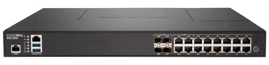 firewall NSA 2650