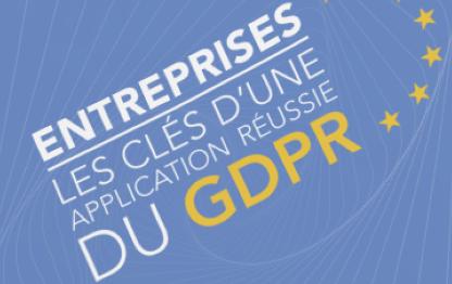 RGPD - le guide du Cigref, AFI et Tech In France