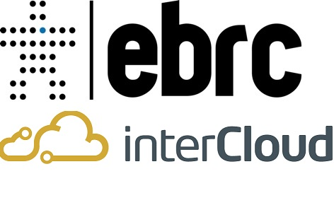 Logos EBRC et InterCloud