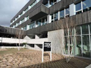 centre de services qu'IBM
