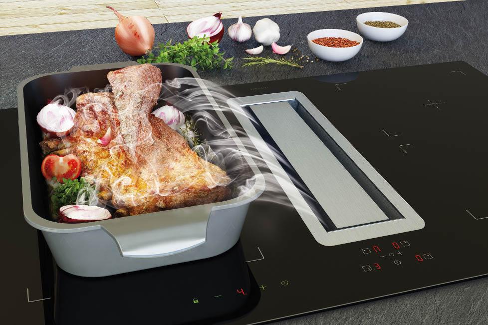 magasin en ligne 4350e c2a82 Arpa met au point ses premières tables de cuisson connectées
