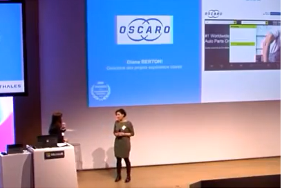 Diane Bertoni, directrice des projets expérience clients d'Oscaro