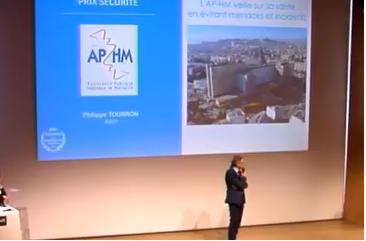 Philippe Tourron, RSSI de AP-HM