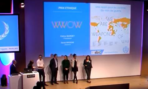 ShareIT et WoWW aux Trophées de la Transformation Numérique 2018