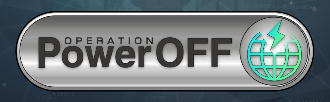 Opération Power OFF