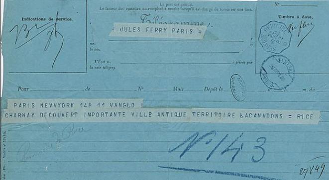 Le télégramme c'est fini en France !