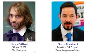 C Villani et P Chastenet