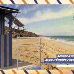 carte postale Facebook