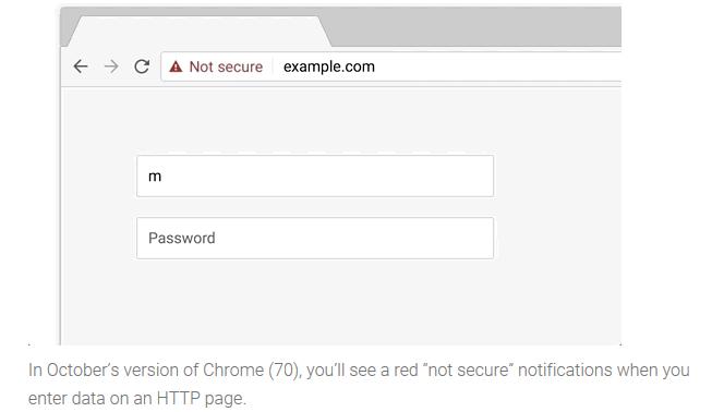Chrome 70