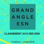Classement Grand angle ESN 2018