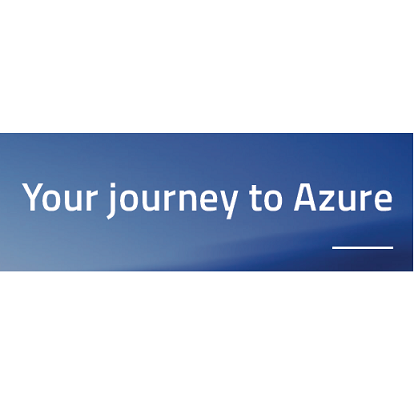 Your Journey to Azure, d'Infeeny