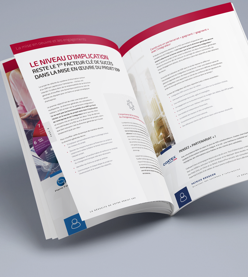 Livre Blanc TVH Consulting -Réussite d'un projet ERP