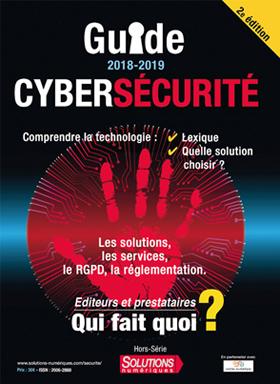 Guide de la CyberSécurité 2018/2019 -Solutions Numériques