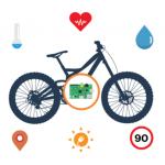 Vélo capteurs