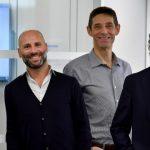 Les trois fondateurs Talentsoft