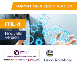 pavé ITIL 4  300x250 global knowledge