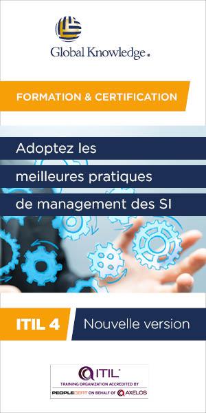 skycraper ITIL 4 _300x600 global knowledge